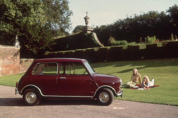 Mini Сooper – 50 лет. Изображение № 6.