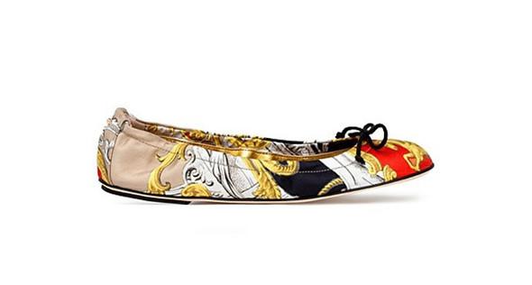 Модная обувь весна-лето 2012 от D&G. Изображение № 6.