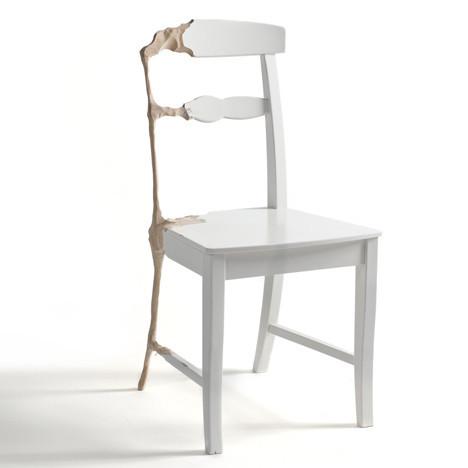 Хрупкий стульчик от Tjep. Изображение № 2.