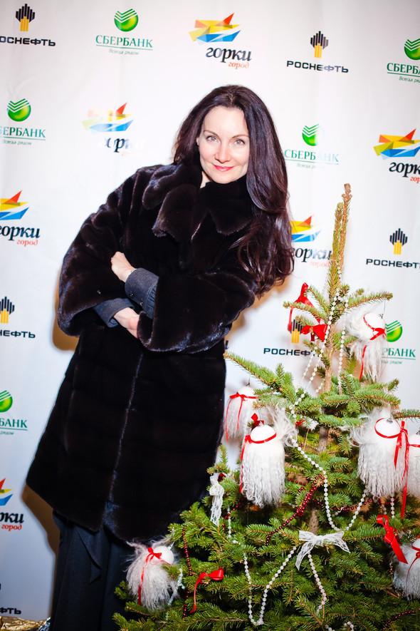 Открытие зимнего сезона на катке «Горки-Город» на Патриарших прудах. Изображение № 15.