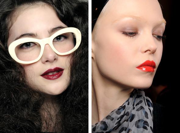 Перевести стрелки: тенденции макияжа FW 2010. Изображение № 4.