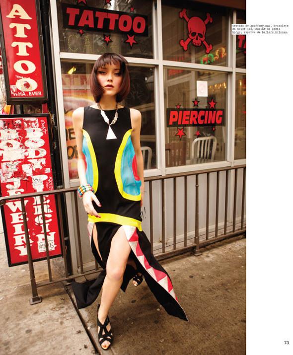 Новые съемки: Vogue, Nylon и другие. Изображение № 6.