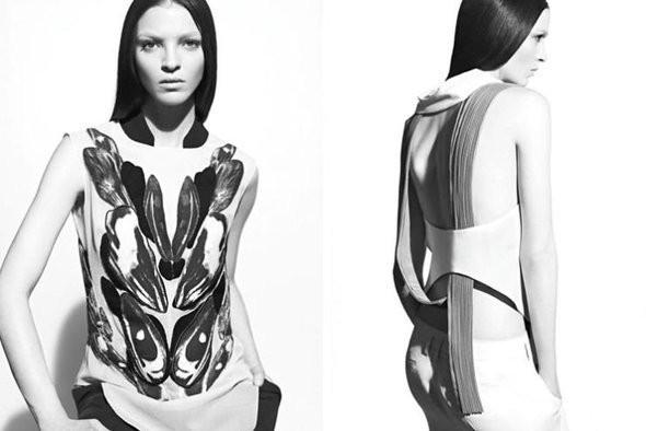 Изображение 4. Рекламные кампании: Time, System, Jaeger London, Bottega Veneta.. Изображение № 4.