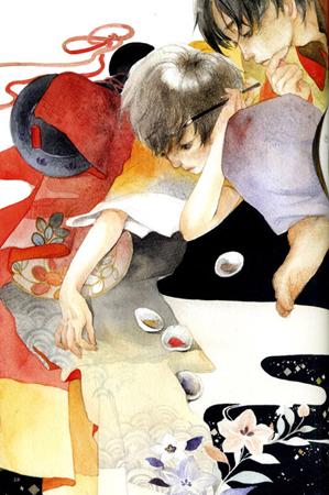Ктоесть кто– искусство комиксов ииллюстрации вКитае. Изображение № 1.