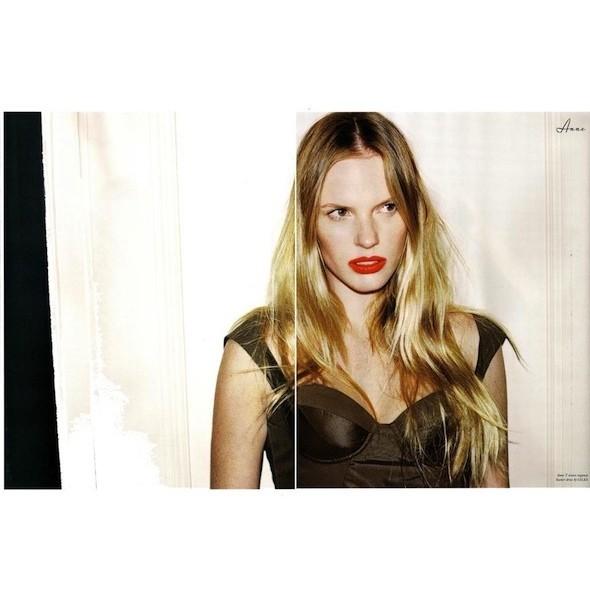 5 новых съемок: Love, T, Vogue и Wallpaper. Изображение № 2.