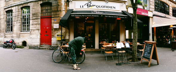 фото парижские кафе