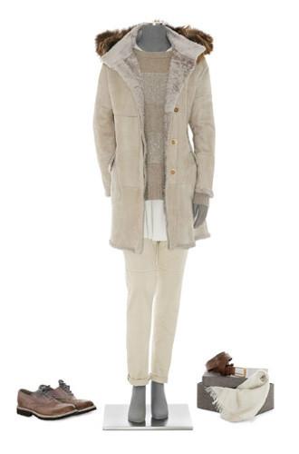 Brunello Cucinelli: лукбук осень-зима 2011/2012. Изображение № 90.