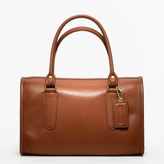Лукбук: сумки Coach Classics. Изображение № 3.