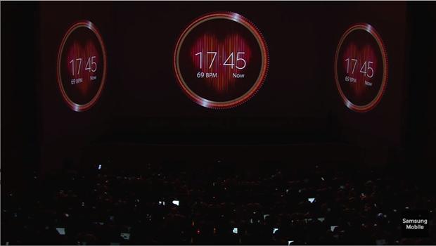 Samsung показала круглые часы Gear S2. Изображение № 6.