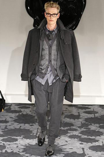 Неделя моды в Париже: мужские показы. Изображение № 22.