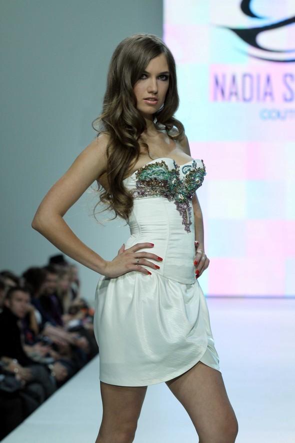 Показ коллекции «Флюиды» модного дома «Nadia Slavina». Изображение № 3.