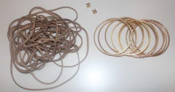 Плетёный браслет. Изображение № 1.