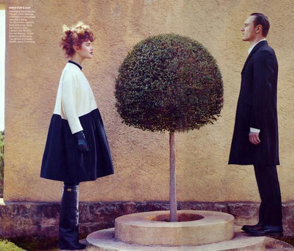 Новые съемки: Vogue, Nylon и другие. Изображение № 13.