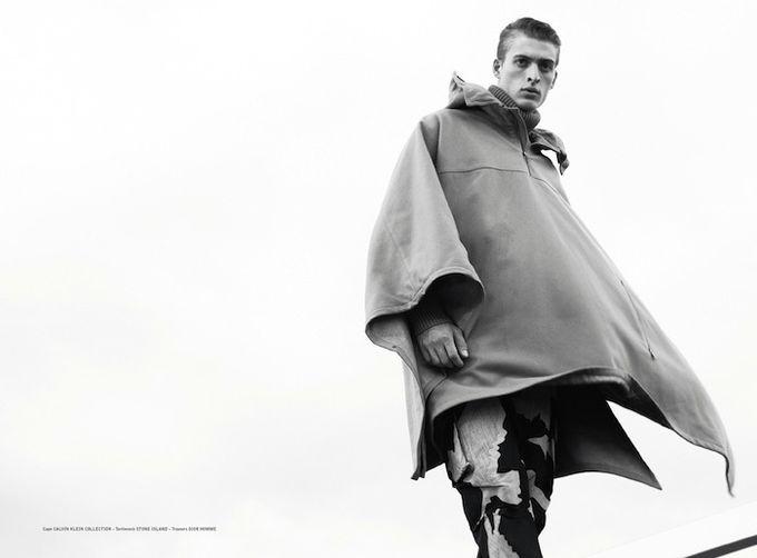 Вышли новые мужские съемки из Citizen K, Fashionisto, Vogue и других журналов. Изображение № 11.