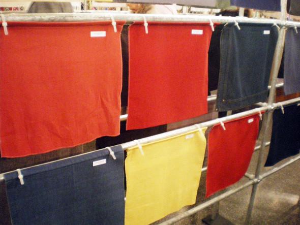 Грубые ткани - возвращение в 80-е. Изображение № 3.