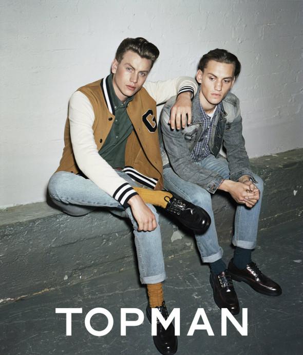 Кампания: Topman FW 2011. Изображение № 4.