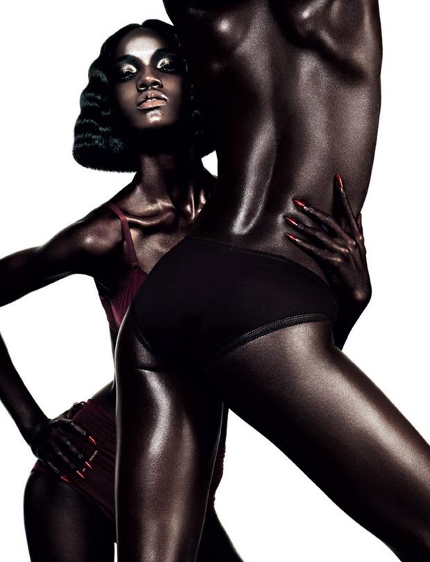 Новые съемки Dazed & Confused, Vogue, Pop и Madame Figaro. Изображение № 12.