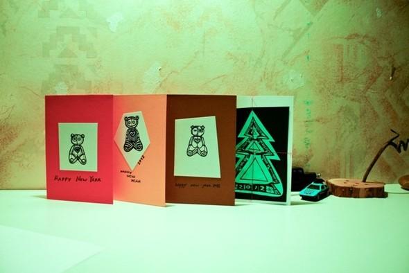 Миша и открытки - Gabriel Saray. Изображение № 13.