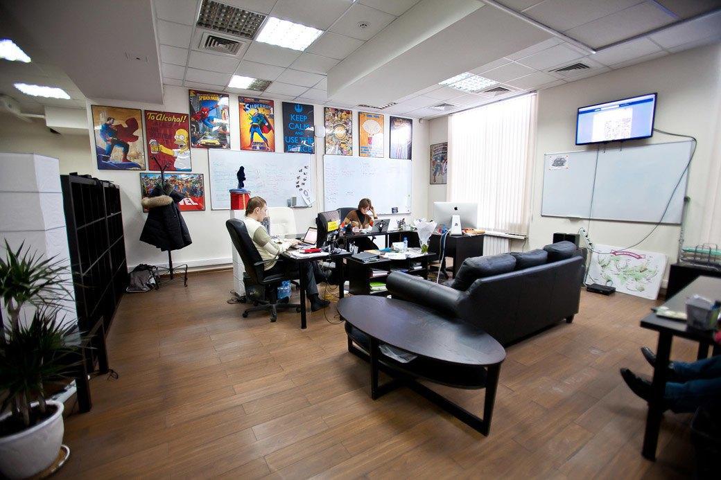 Рабочее место: NARR8, студия интерактивных сериалов. Изображение № 8.