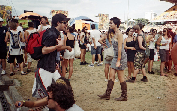 Большой выходной 2010. Музыкальный фестиваль в Окленде. Изображение № 14.