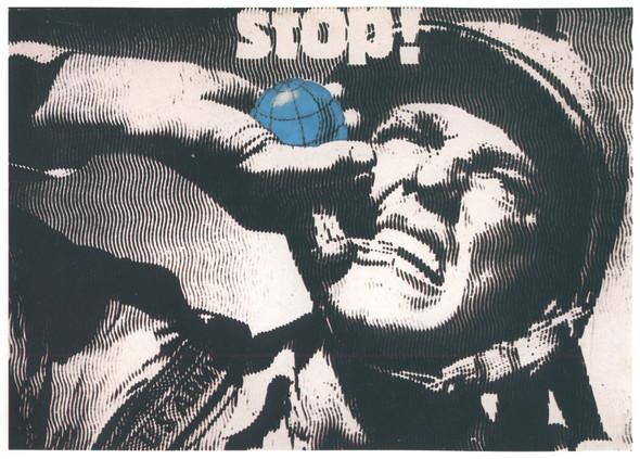 Искусство плаката вРоссии 1884–1991 (1985г, часть 2-ая). Изображение № 21.