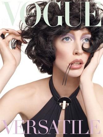 Обложки Vogue: Австралия, Британия, Италия и Турция. Изображение № 3.