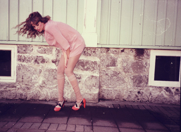 Icelandic fashion photographer Saga Sigurdardottir. Изображение № 5.