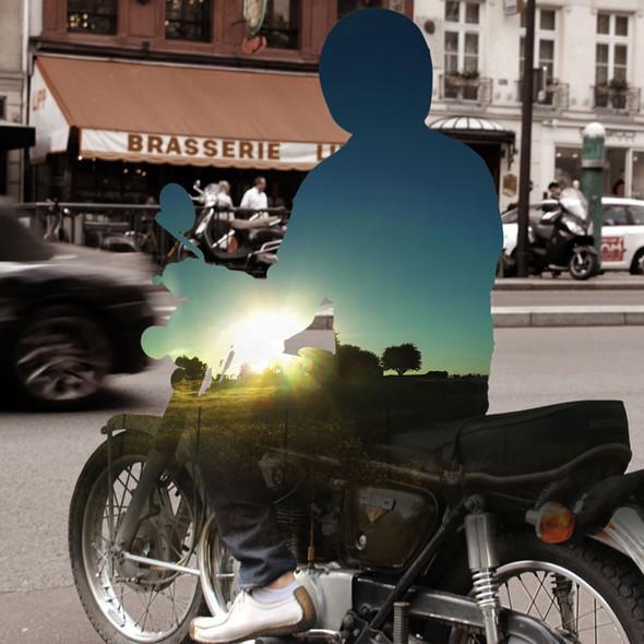Фотографические эксперименты на улицах Парижа Начо Ормачеа. Изображение № 10.