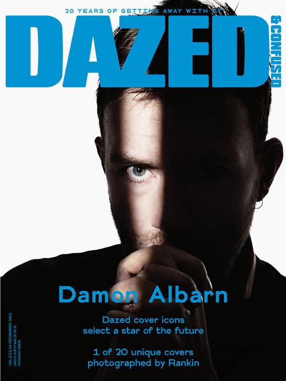 Обложки: 20 знаменитостей в объективе Ранкина для Dazed & Confused. Изображение № 10.