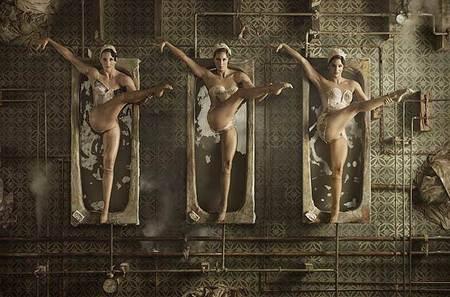 Олимпийский календарь «Обратная сторона медали». Изображение № 4.