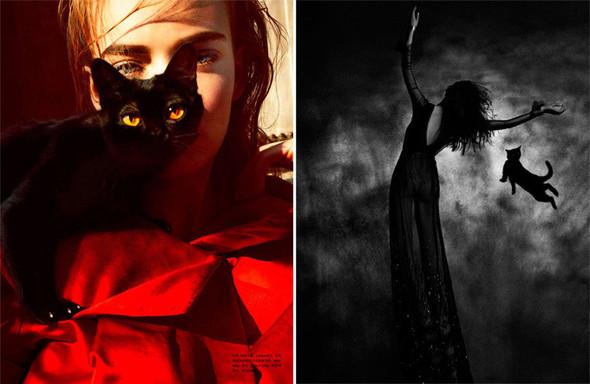 Нимуэ Смит и ее магия. Изображение № 16.