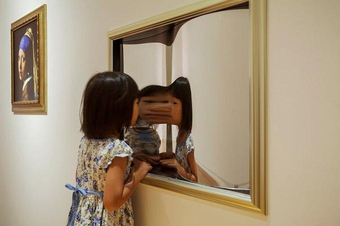 В Токио детям разрешили бегать и шуметь в музее. Изображение № 2.