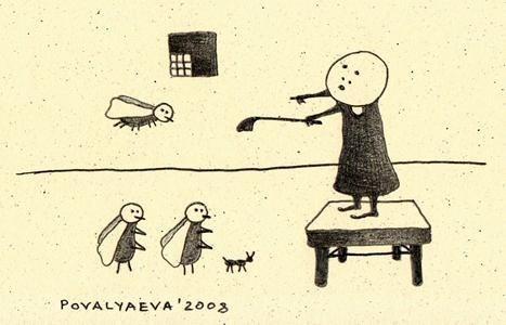 Филологические комиксы. Изображение № 6.