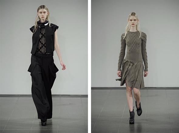 London Fashion Week AW 10: День четвертый. Изображение № 16.