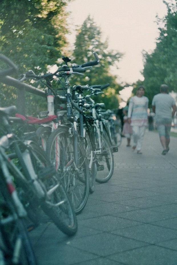 Прогулки с Зенитом: Мой друг - велосипед. Изображение № 3.