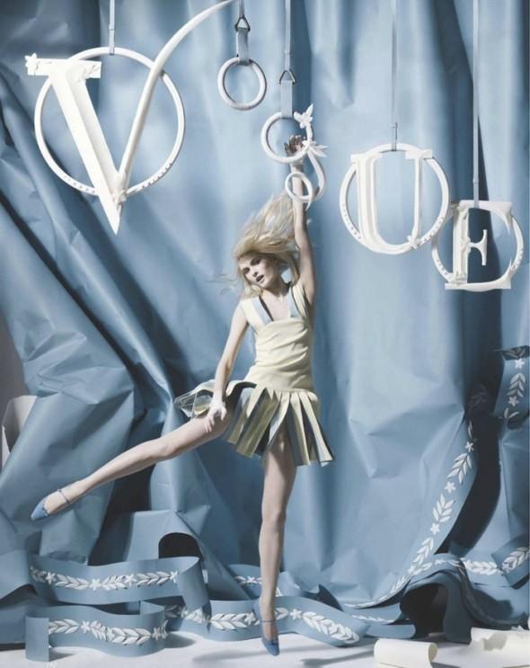 Съемки: Vogue, Elle, Tush и другие. Изображение № 2.