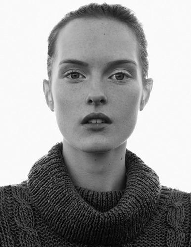 Новые лица: Каролине Бьёрнелюкке, модель. Изображение № 24.