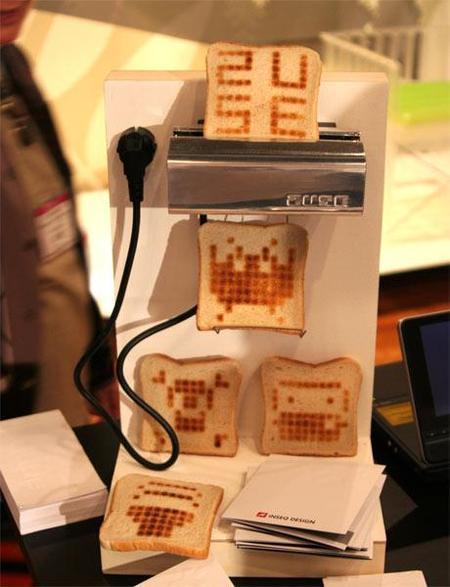 Тостер-принтер. Изображение № 3.