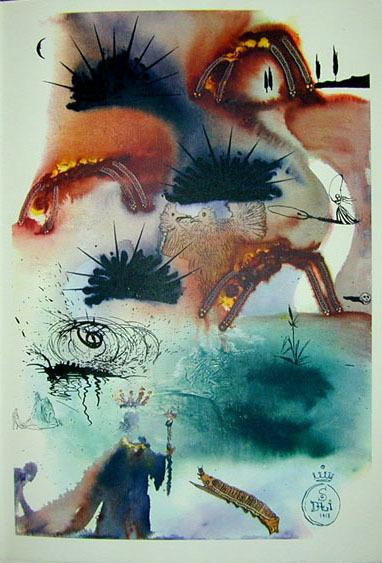 Сюрреалистическая Алиса. Изображение № 9.