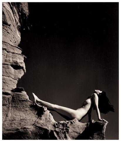 Части тела: Обнаженные женщины на фотографиях 50-60х годов. Изображение № 29.