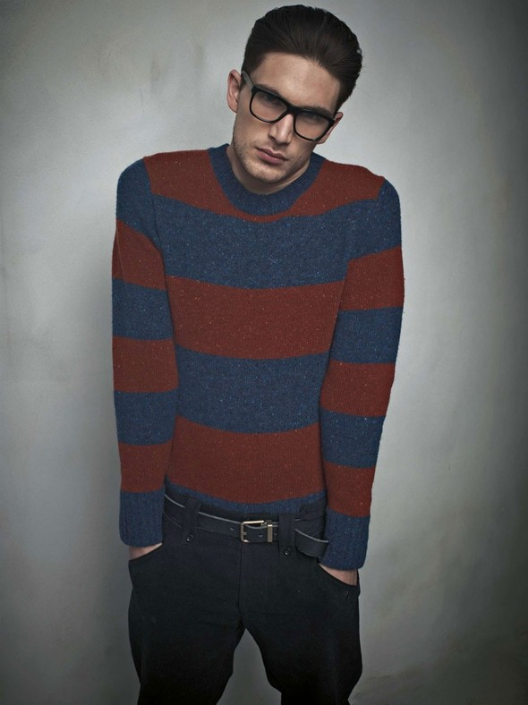 Лукбук: Dolce & Gabbana FW 2011 Men's. Изображение № 49.
