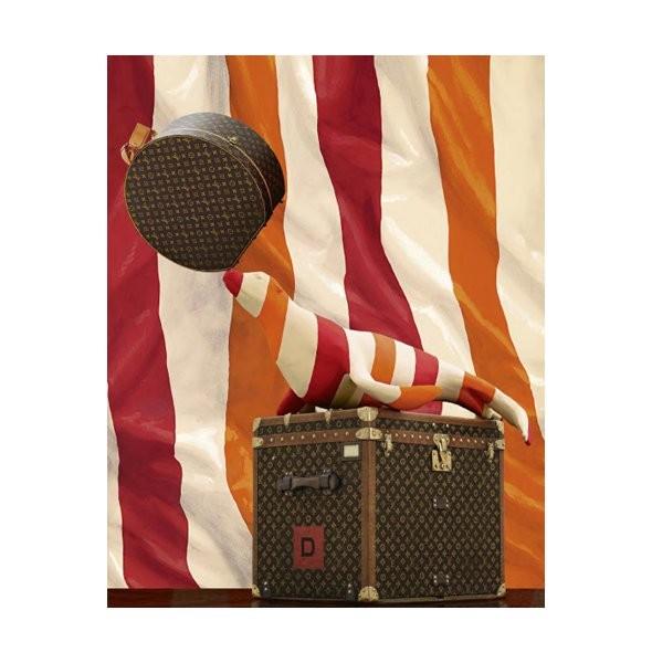 10 праздничных витрин: Робот в Agent Provocateur, цирк в Louis Vuitton и другие. Изображение № 69.