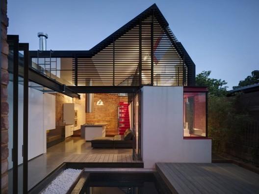 Vader house Andrew Maynard Architects. Изображение № 2.