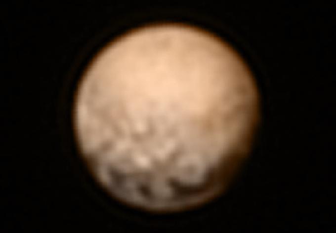 NASA опубликовало новые фото Плутона . Изображение № 1.