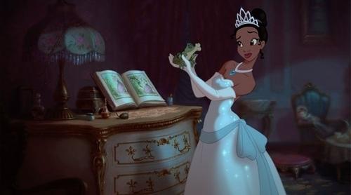 «Принцесса иЛягушка» отDisney. Изображение № 1.