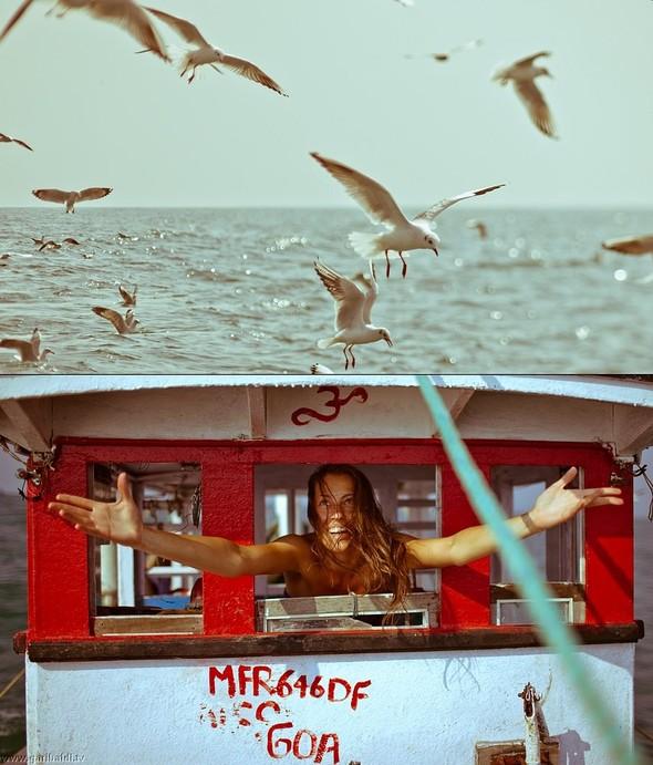 Shrimp boat MFR 646 DF GOA - Non stop. Изображение № 41.