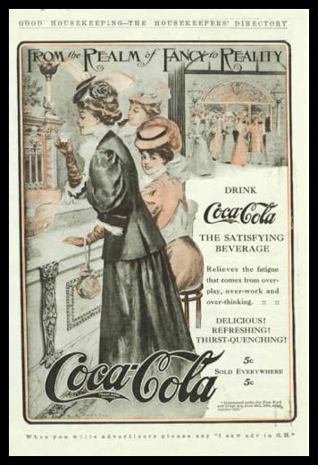Изображение 5. Coca-cola – История бренда, история рекламы.. Изображение № 5.