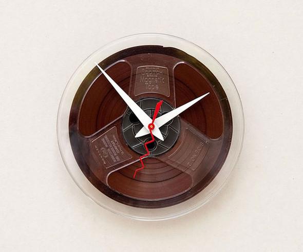 Необычный дизайн часов. Изображение № 1.