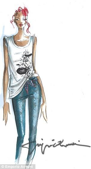 Рианна поработает дизайнером Armani. Изображение № 1.