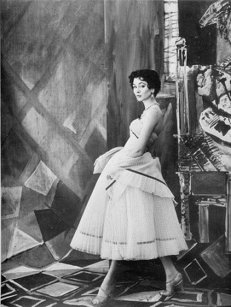 Henry Clarke:фотография haute couture. Изображение № 12.